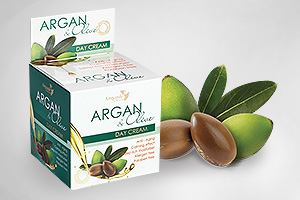 Series labels - Argan