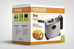 Концепта - опаковки за уреди