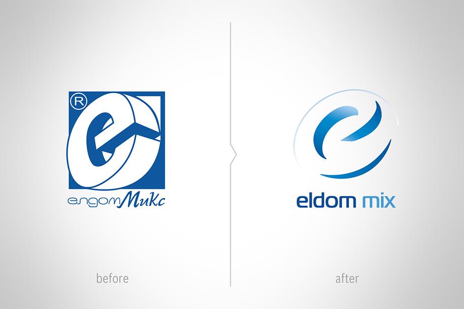 Лого - Елдом Микс