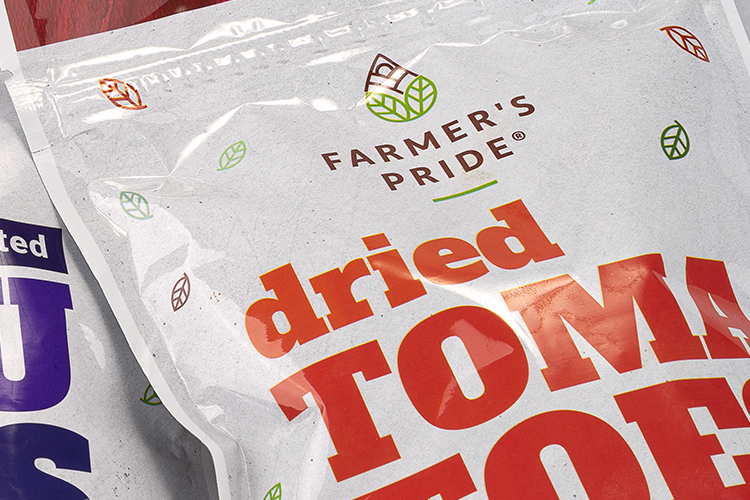 Farmer's Pride - лого и дизайн на опаковки