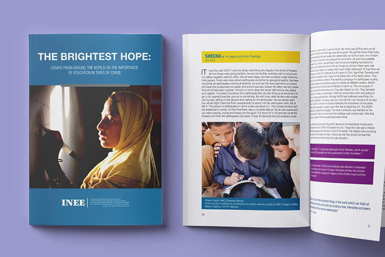Minimum Standards for Education: Preparedness, Response, Recovery