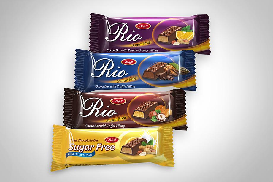 Рио - десерти