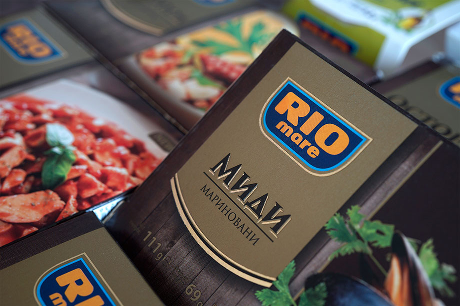 Packaging series - Rio Mare