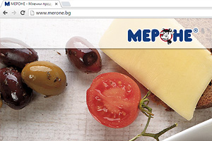 Merone - website